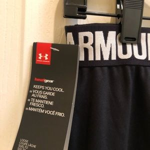 Under Armour girls joggers youth small